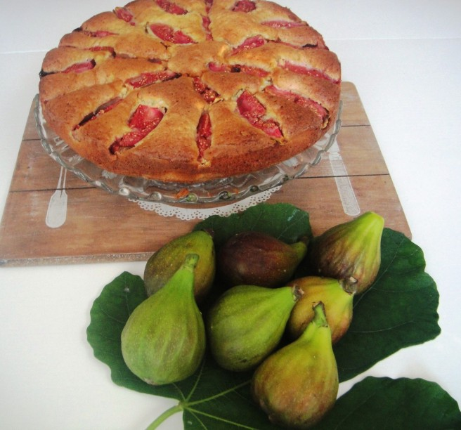 Fig and Lemon Tart (2)