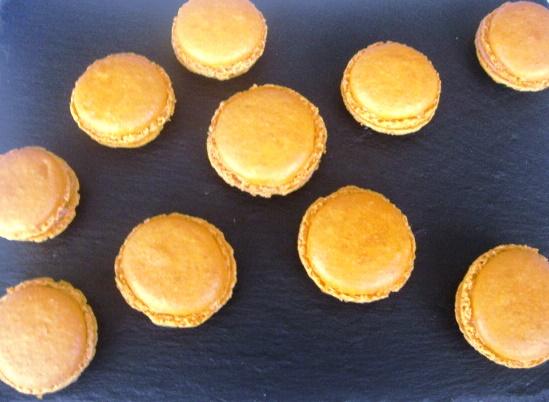Salted Caramel Macarons (2)
