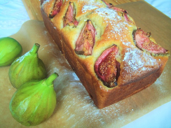 Fig and Yoghurt Cake (2)