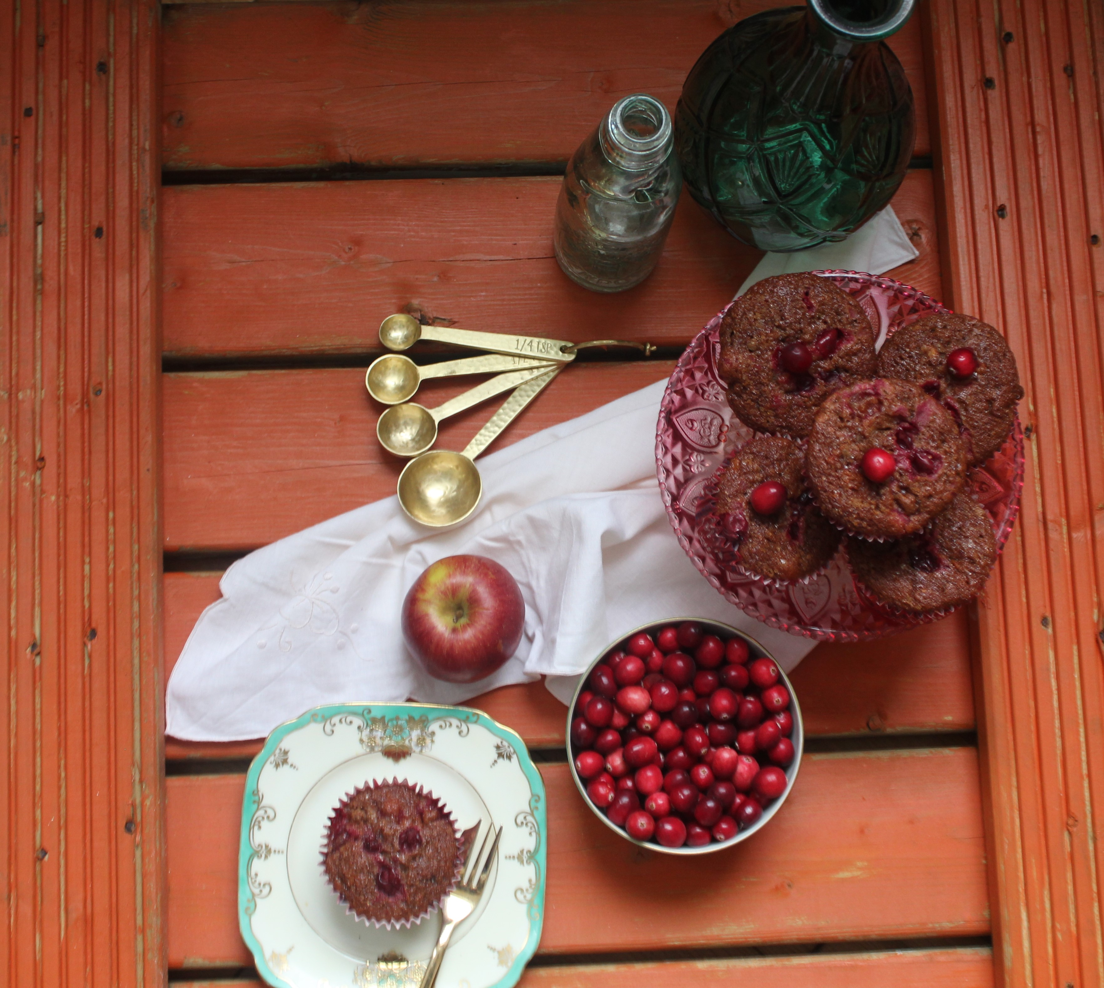 apple-and-cranberry-muffin-3